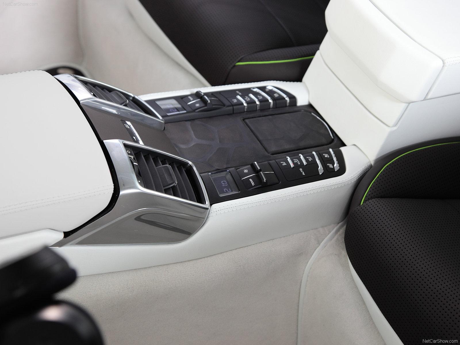 Hình ảnh xe ô tô TechArt Concept One 2010 & nội ngoại thất