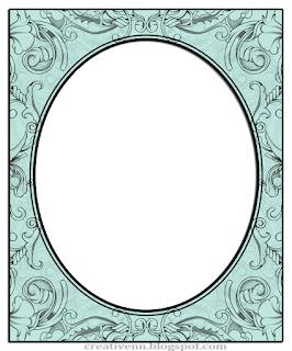 Frame_clip_art. Рамки.