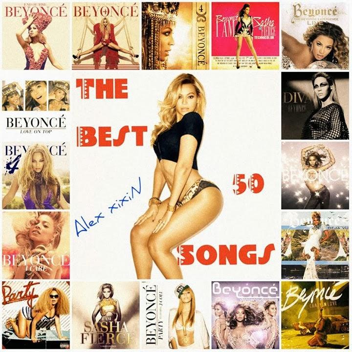 Las 50 Mejores Canciones de BÉYONCE.