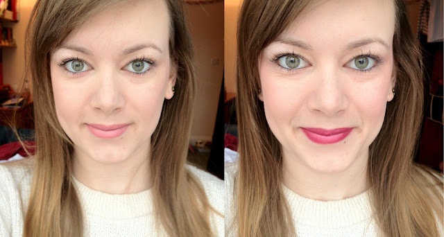 Calvin Klein Delicious Luxury Crème Lipstick - Review