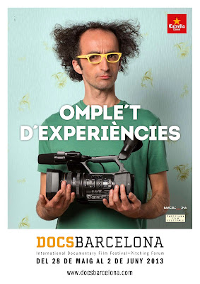 Festival DocsBarcelona 2013 cartel documental