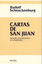 CARTAS DE SAN JUAN - RUDOLF SCHNACKENBURG