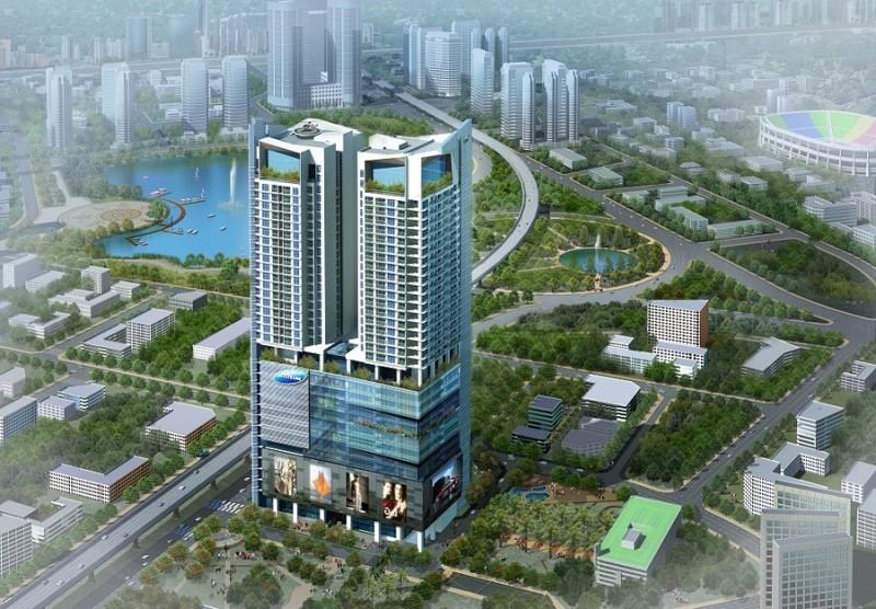 Chung Cư Goldsly Complex 47 Nguyễn Tuân