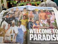 Koran Australia Gambarkan Jokowi 'Melayani' Pemimpin G-20