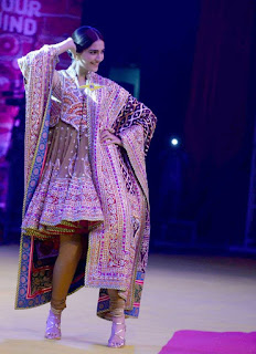 Sonam Kapoor at India Today Summit yesterday! to promote PRTP movie