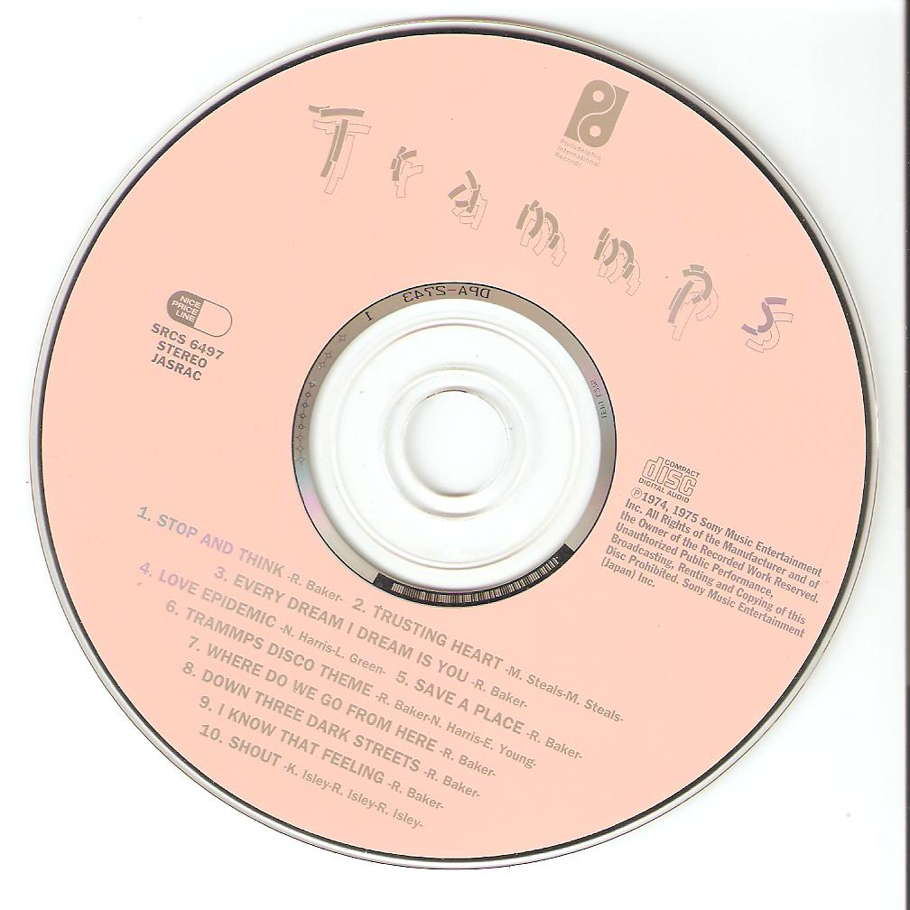 The Trammps - Trusting Heart