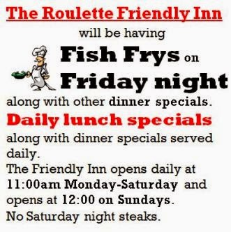 Fish Fry At Friendly Inn