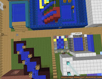 Waterpark Supreme Mapa para Minecraft 1.8