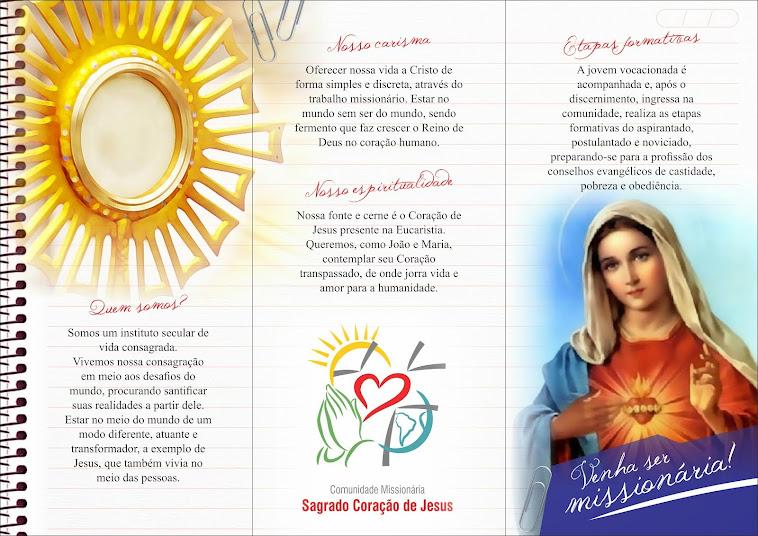 CHAMADAS A SEGUIR JESUS