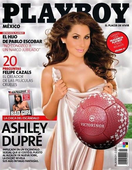 Ashley Dupré – Playboy México