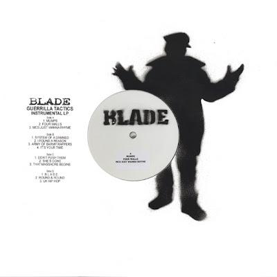 Blade – Guerrilla Tactics (Instrumental LP) (2006) (192 kbps)