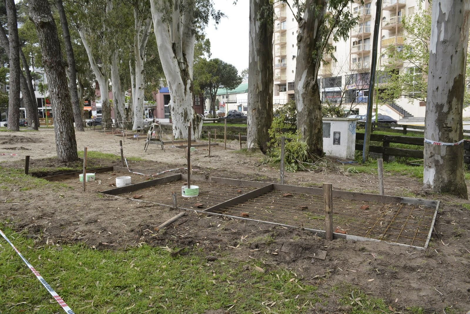 Espacios Integrados Biosaludables en plazas y parques de Pinamar