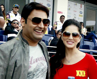 kapil+sharma+with+sunny+leone