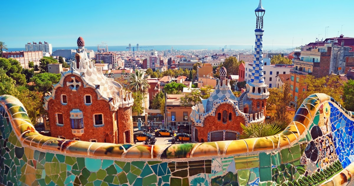 travel city guides barcelona basics