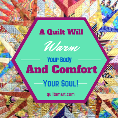 A Quilting Quote from Quiltsmart