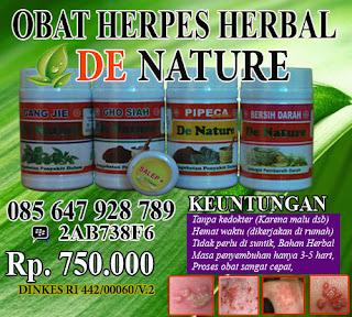 obat alami herpes zoster