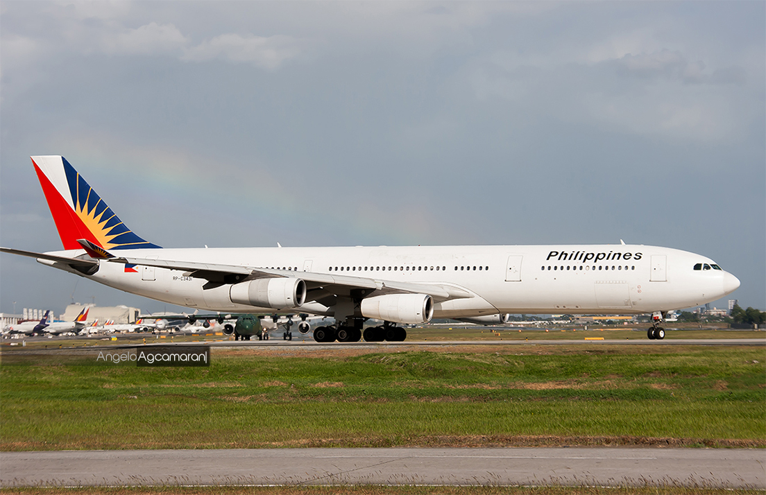 In Philippine Air Grille : Philippine airlines plans service to direct flights two