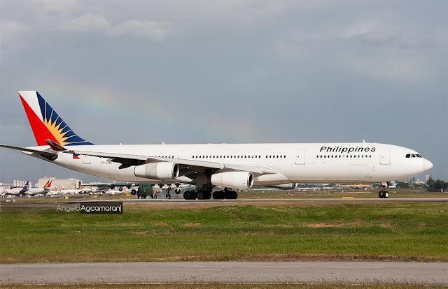 philippine airlines europe