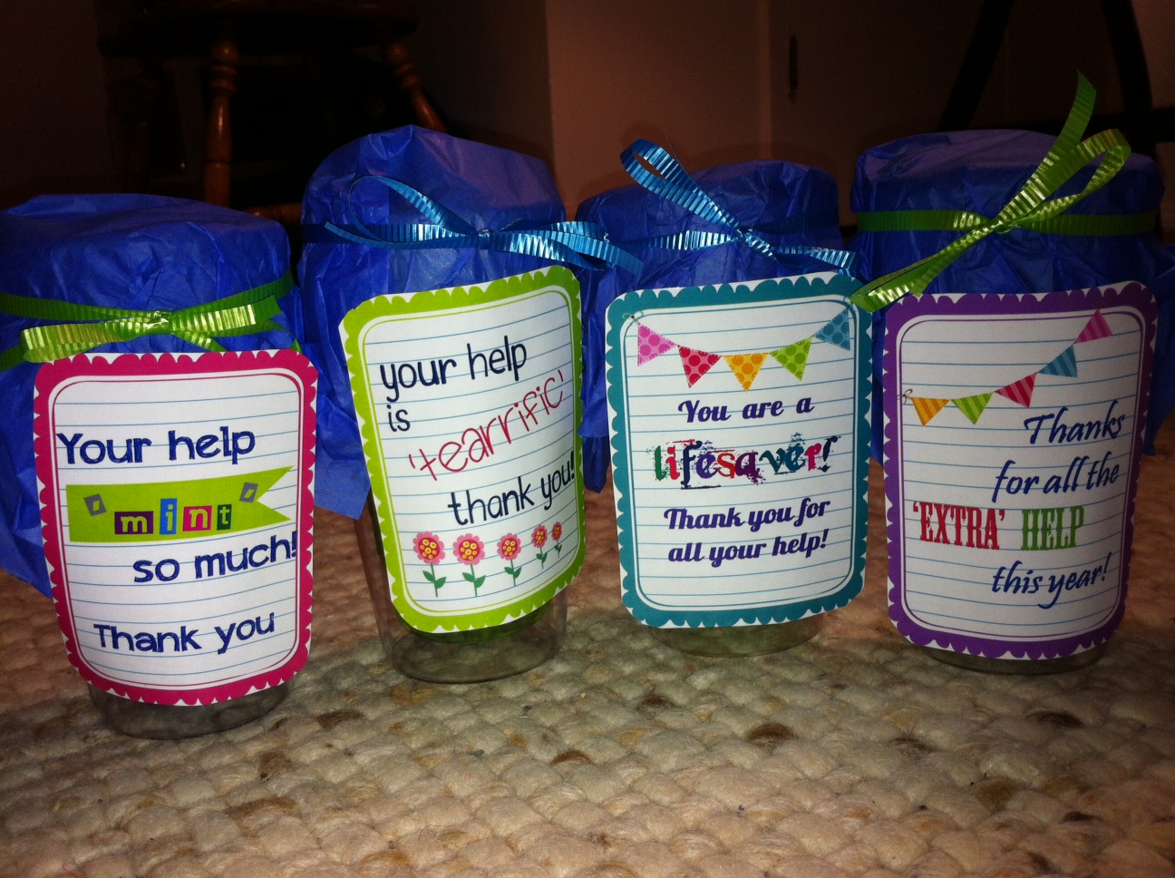 Compassionate Teacher: Monday Made It: End of the Year Gifts