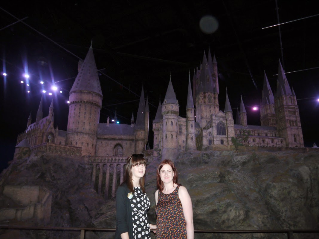 Harry Potter Studio Tour Hogwarts Castle