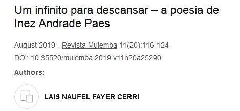 Por Laís Naufel Fayer Cerri