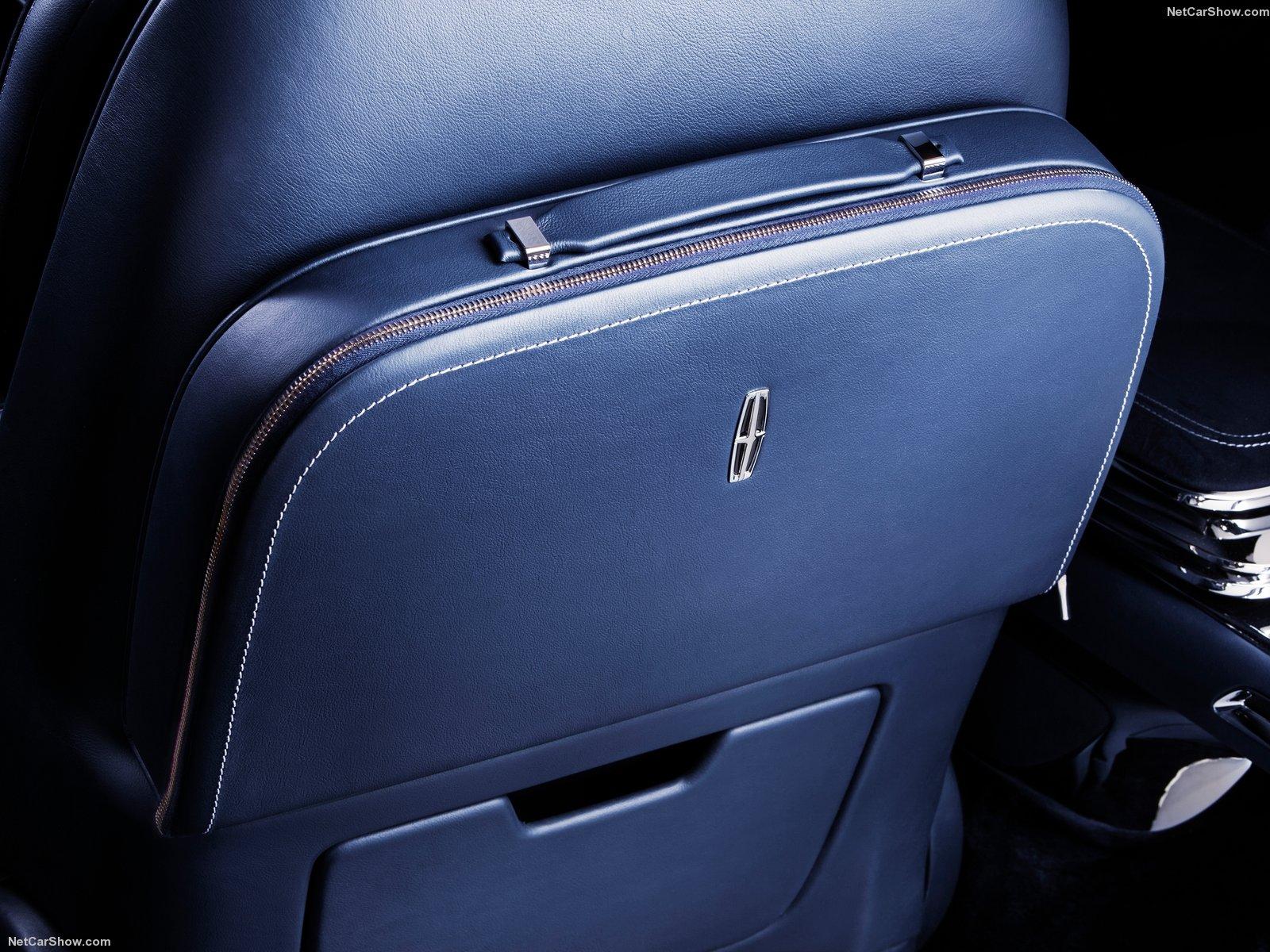 Hình ảnh xe ô tô Lincoln Continental Concept 2015 & nội ngoại thất