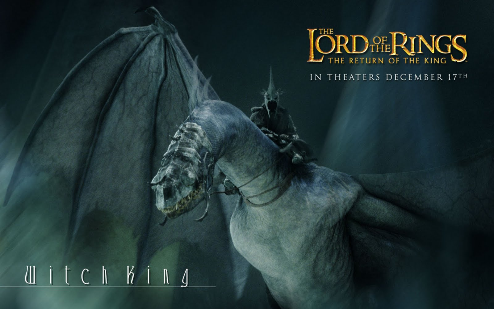 LEGO Lord Of The Rings Witch King