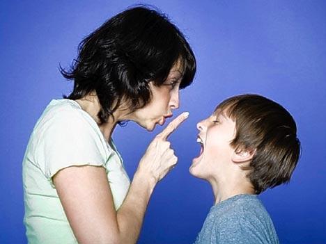 intolerance of boyish behavior