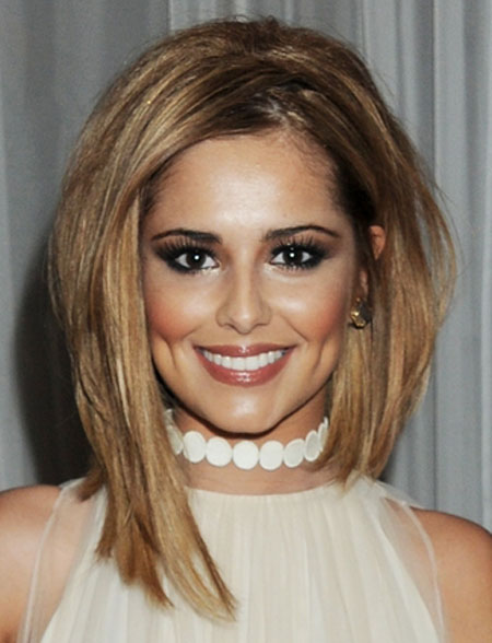 Cheryl Cole Big & Sexy Hairstyles