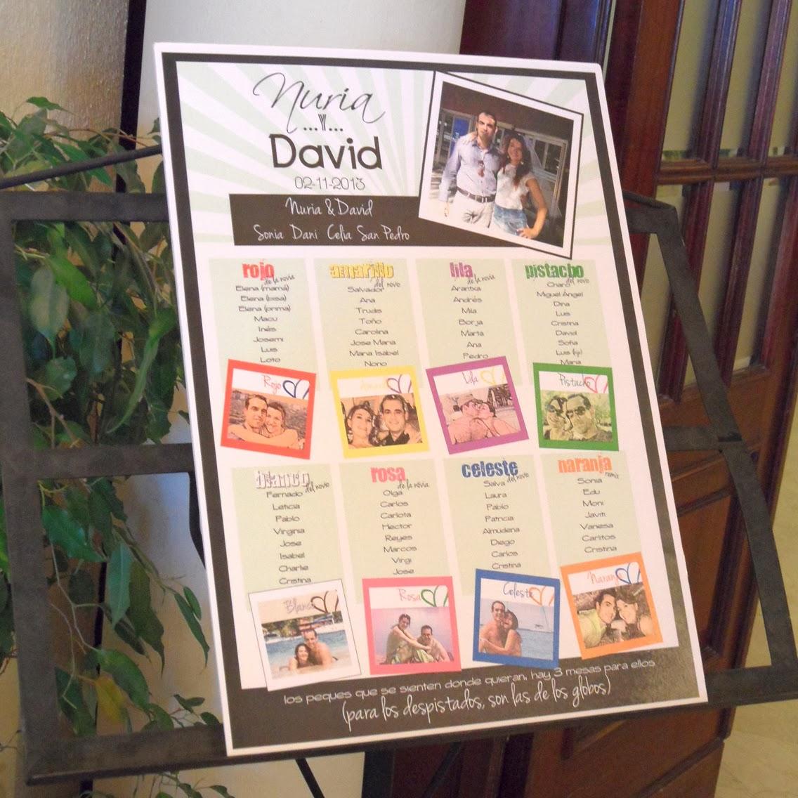 Nll dise o blog bodas y mucho m s febrero 2014 - Decoracion de bodas originales ...