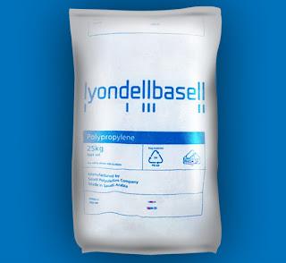 Hạt nhựa ép PP EP500N - Moplen