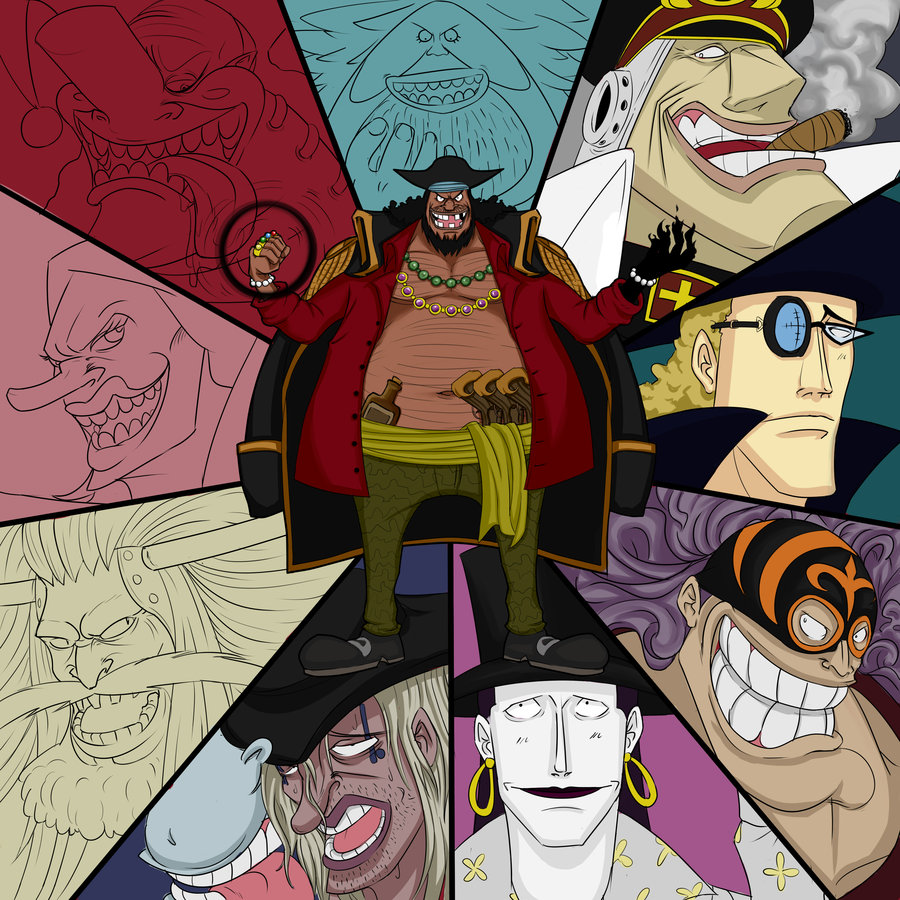 One Piece HD & Widescreen Wallpaper 0.656250032384017