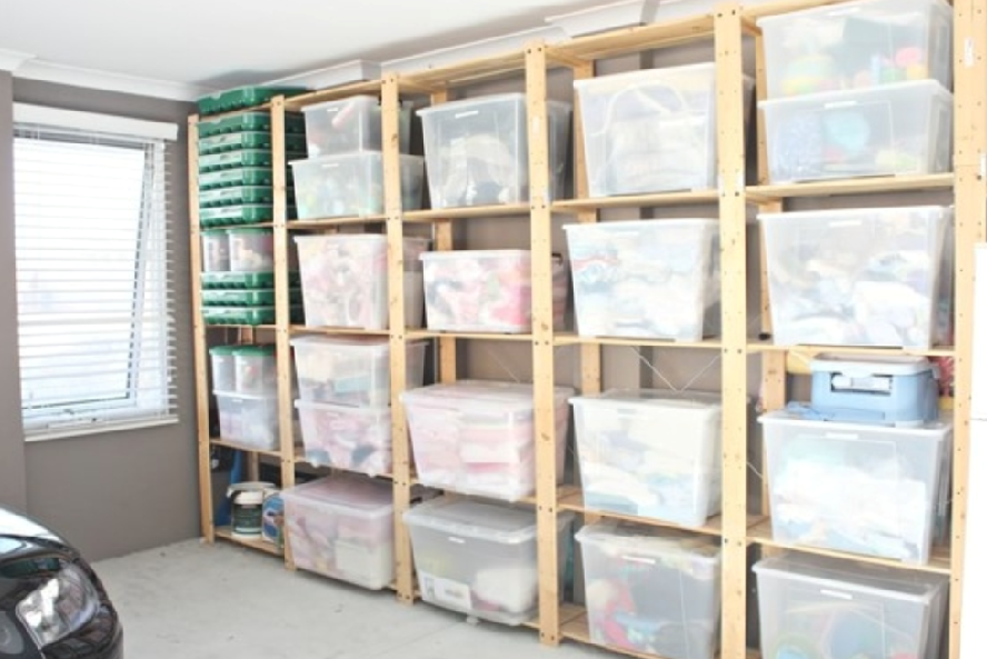 box organizer shelves for home interior design