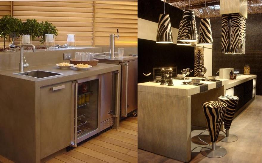 Un mundo en la cocina microcemento para cocinas y ba os - Cocinas de microcemento ...