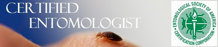Certified Entomologist
