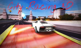 City Racing 3D - Game balapan ringan android