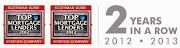 Top Lender 2012 & 2013