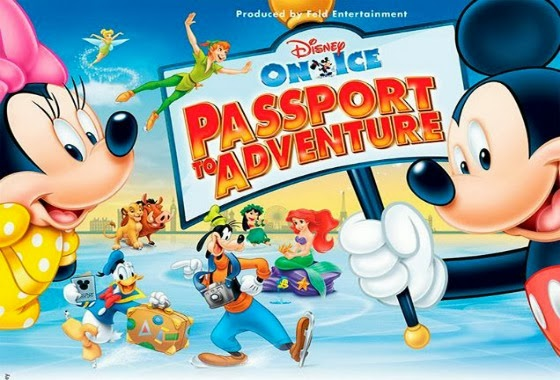 Get discount tickets to Disney On Ice Passport to Adventure November 6th - 10th at artsyfartsymama.com