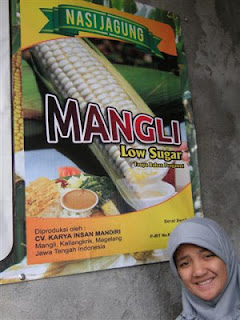 nasi jagung manglie, nasi jagung, diabetes, solusi lengsing