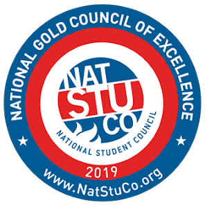 National Student Council Gold Council of Excellence 2019