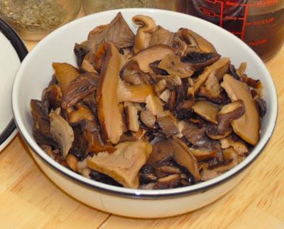 Ризотто с грибами