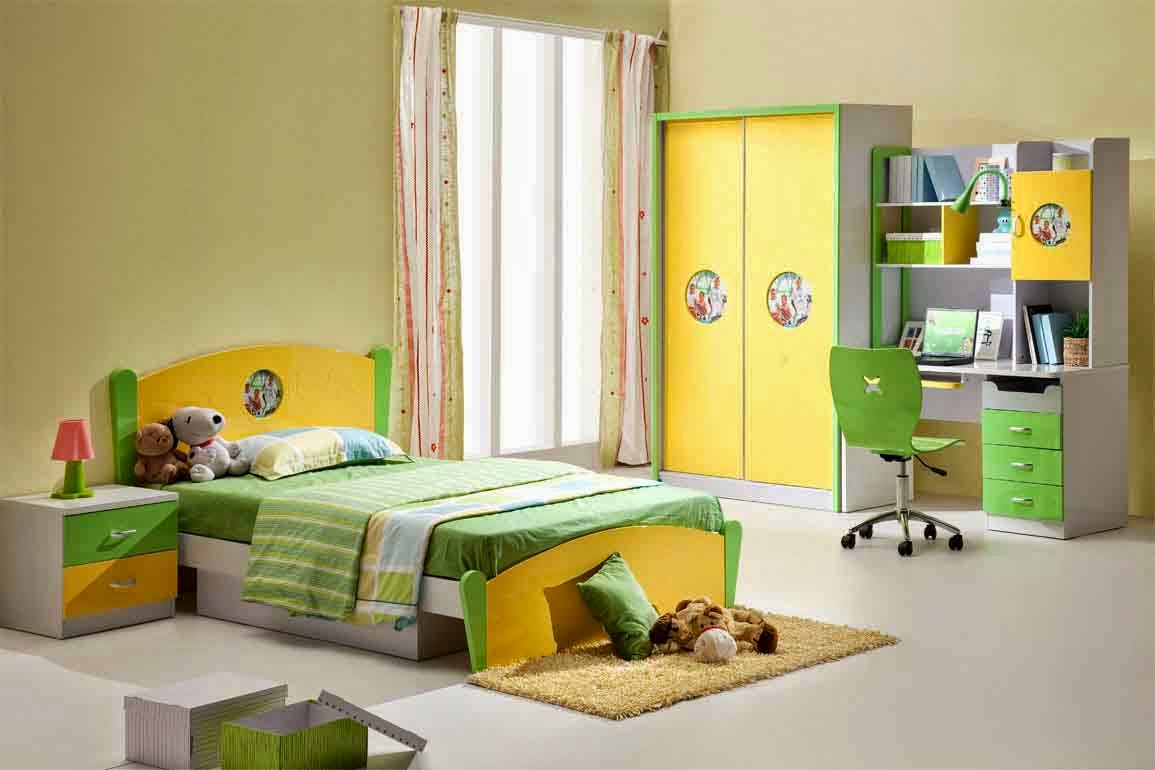 bedroom colours