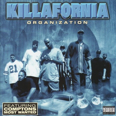 Killafornia Organization - Killafornia Organization (1996)