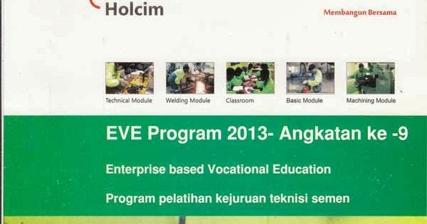 Surat Lamaran Permohonan Menjadi Siswa Eve Program Holcim Myblog