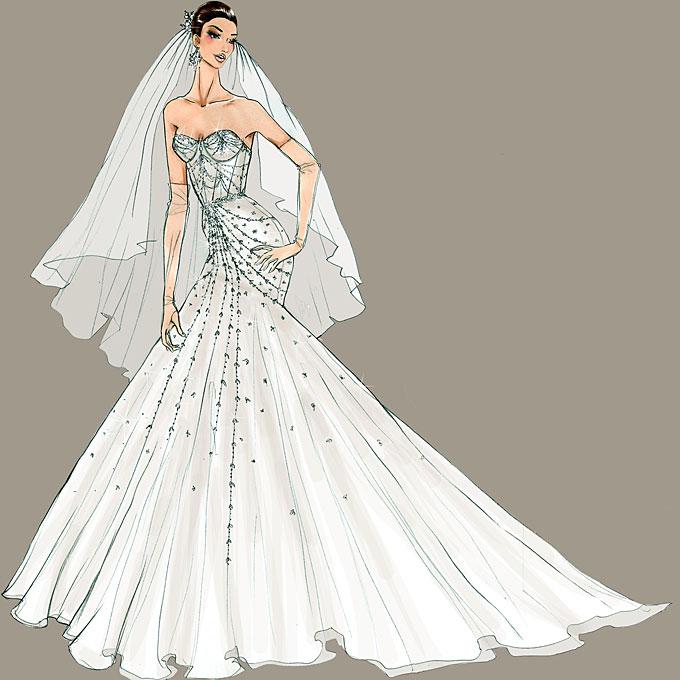 Fashion Design Kim Kardashian Wedding Dresses