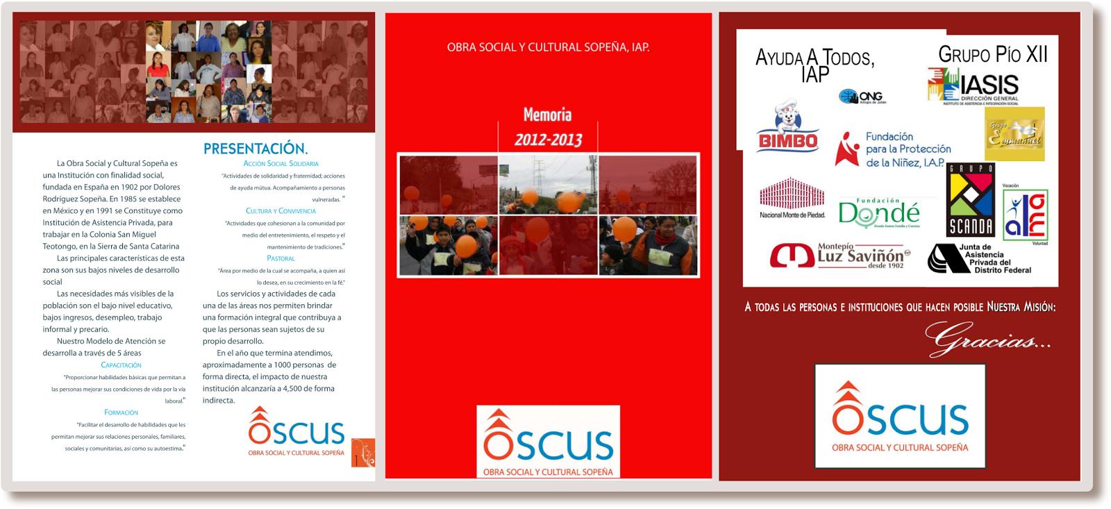 Memoria 2012-2013