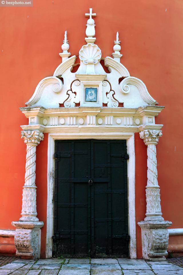 спасский храм уборы