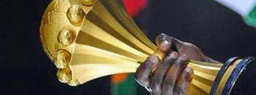 Couverture pour facebook coupe d'afrique