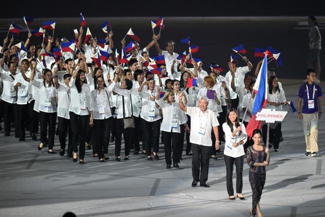 SEA Games 2015 Final Medal Tally