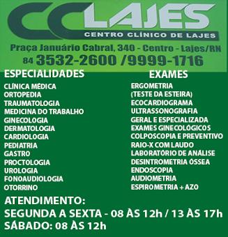 Centro Clínico de Lajes